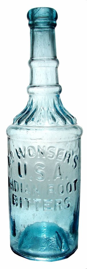 Fig. 5 Aqua Wonser's USA Indian Root Bitters