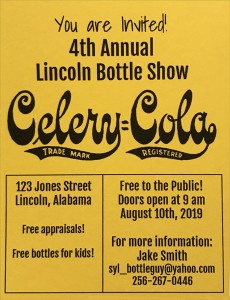 4th Annual Lincoln Bottle Show @ Lincoln Civic Center